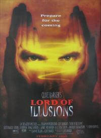 Lord of Illusions - 27 x 40 Movie Poster - Style C