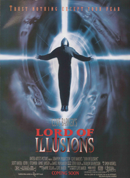 Lord of Illusions - 27 x 40 Movie Poster - Style D
