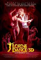 Lord of the Dance in 3D - 11 x 17 Movie Poster - Style A