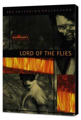 Lord of the Flies - 27 x 40 Movie Poster - Style B - Museum Wrapped Canvas
