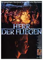 Lord of the Flies - 27 x 40 Movie Poster - German Style A