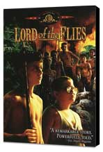 Lord of the Flies - 11 x 17 Movie Poster - Style B - Museum Wrapped Canvas