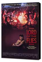 Lord of the Flies - 27 x 40 Movie Poster - Style A - Museum Wrapped Canvas