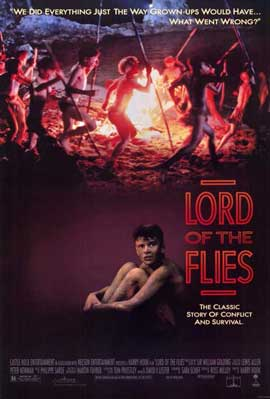 Lord of the Flies - 11 x 17 Movie Poster - Style A