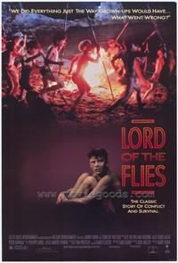 Lord of the Flies - 43 x 62 Movie Poster - Bus Shelter Style A