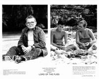 Lord of the Flies - 8 x 10 B&W Photo #2