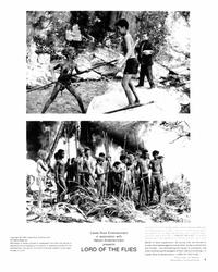 Lord of the Flies - 8 x 10 B&W Photo #3