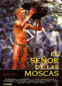 Lord of the Flies - 27 x 40 Movie Poster - Spanish Style A