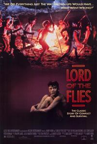 Lord of the Flies - 11 x 17 Movie Poster - Style A - Museum Wrapped Canvas
