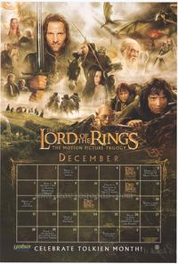 Lord of the Rings Trilogy - 27 x 40 Movie Poster - Style B