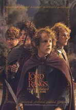 Lord of the Rings 1: The Fellowship of the Ring - 11 x 17 Movie Poster - Style M