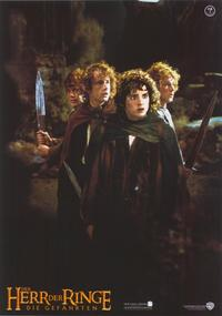 Lord of the Rings 1: The Fellowship of the Ring - 8 x 10 Color Photo Foreign #5