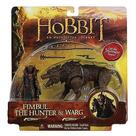 The Lord of the Rings - The Hobbit 3 3/4-Inch Scale Orc on Warg Beast Wave 1 Case