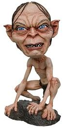 The Lord of the Rings - Lord of the Rings Gollum Bobble Head