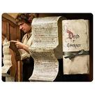 The Lord of the Rings - The Hobbit Bilbo Baggins Deed of Contract Prop Replica