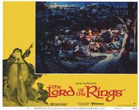 The Lord of the Rings - 11 x 14 Movie Poster - Style A