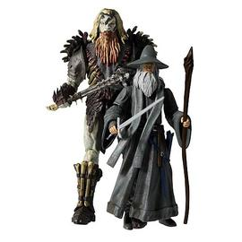 The Lord of the Rings - The Hobbit 3 3/4-Inch Deluxe Adventure 2-Pack Action Figures