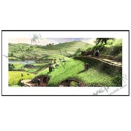 The Lord of the Rings - Lord of the Rings Disturber of the Peace Fine Art Print