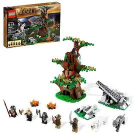 The Lord of the Rings - LEGO Hobbit 79002 Attack of the Wargs