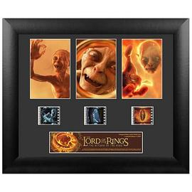 The Lord of the Rings - LOTR Return of the King Series 1 Standard Triple Film Cell