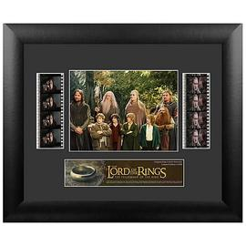 The Lord of the Rings - LOTR Fellowship of The Ring Series 1 Double Film Cell