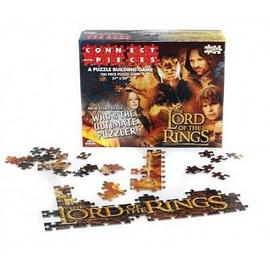The Lord of the Rings - Lord of the Rings Connect with Pieces Puzzle Building Game