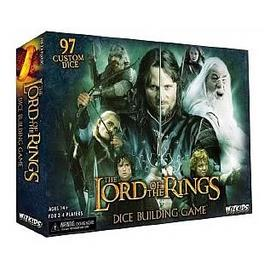 The Lord of the Rings - Lord of the Rings Dice Building Game
