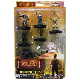 The Lord of the Rings - Hobbit An Unexpected Journey HeroClix Campaign Starter Set