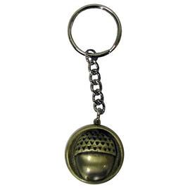 The Lord of the Rings - The Hobbit Bilbo Baggins Acorn Button Key Chain
