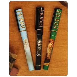 The Lord of the Rings - The Hobbit An Unexpected Journey Cast Pen 3-Pack