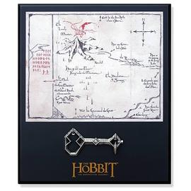 The Lord of the Rings - The Hobbit Thorin Oakenshield Key and Map Prop Replica Set