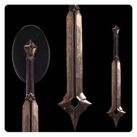 The Lord of the Rings - The Hobbit An Unexpected Journey Balin's Mace Prop Replica