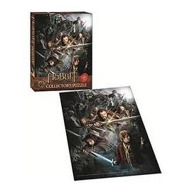 The Lord of the Rings - The Hobbit Collector's Edition Puzzle
