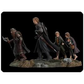 The Lord of the Rings - Lord of the Rings The Fellowship of the Ring Set 2 Statue