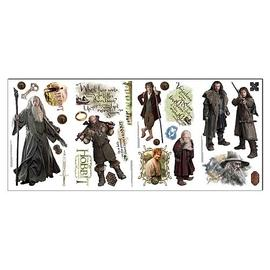 The Lord of the Rings - Hobbit An Unexpected Journey Peel and Stick Wall Decals