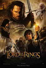 Lord of the Rings: The Return of the King - 27 x 40 Movie Poster - Style A
