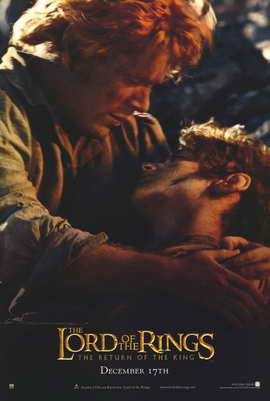 Lord of the Rings: The Return of the King - 11 x 17 Movie Poster - Style E