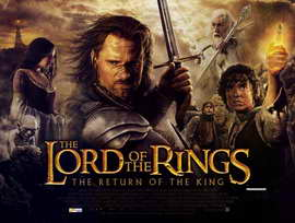 Lord of the Rings: The Return of the King - 11 x 17 Movie Poster - Style H