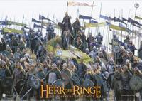 Lord of the Rings: The Return of the King - 11 x 14 Poster German Style B