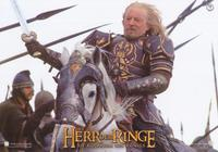 Lord of the Rings: The Return of the King - 11 x 14 Poster German Style D