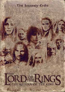 Lord of the Rings: The Return of the King - 27 x 40 Movie Poster - Style B