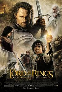 Lord of the Rings: The Return of the King - 43 x 62 Movie Poster - Bus Shelter Style B