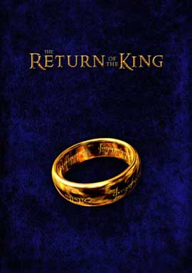 Lord of the Rings: The Return of the King - 27 x 40 Movie Poster - Style O