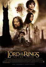Lord of the Rings: The Two Towers - 11 x 17 Movie Poster - Style A