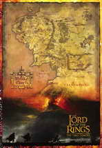 Lord of the Rings: The Two Towers - 11 x 17 Movie Poster - Style D
