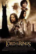 Lord of the Rings: The Two Towers - 27 x 40 Movie Poster - Style A