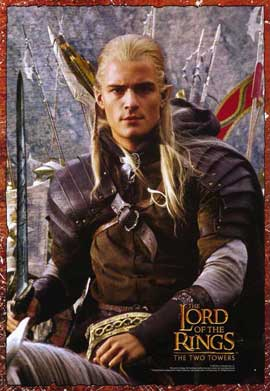 Lord of the Rings: The Two Towers - 11 x 17 Movie Poster - Style E