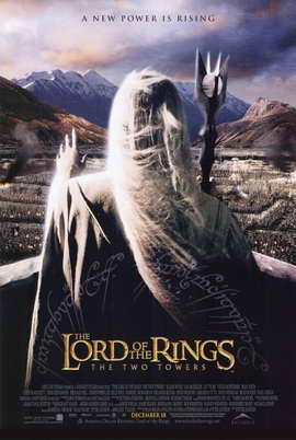 Lord of the Rings: The Two Towers - 11 x 17 Movie Poster - Style G