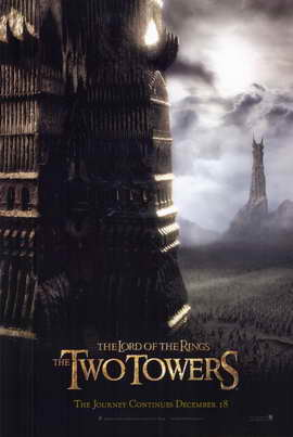 Lord of the Rings: The Two Towers - 11 x 17 Movie Poster - Style H