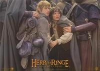 Lord of the Rings: The Two Towers - 11 x 14 Poster German Style F
